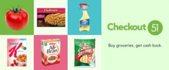 Apps which reward cash-back for Grocery shopping