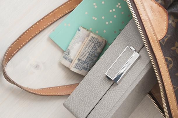 travel jewelry case portfolio