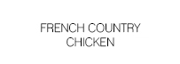 french country chicken