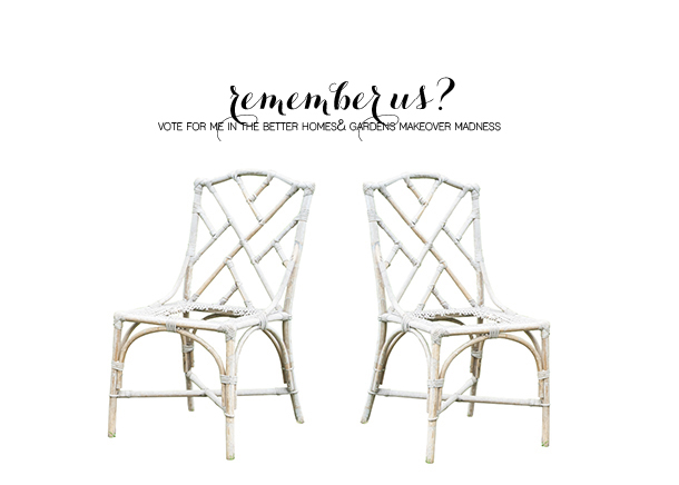 pair of cane chairs before copy