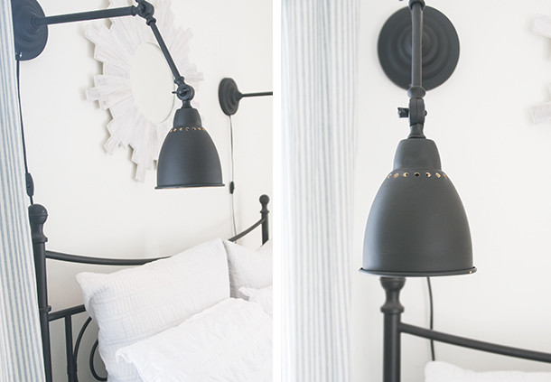 bedroom sconces