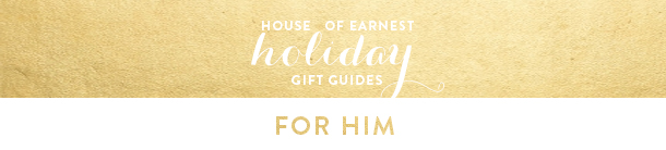 gift guide - him