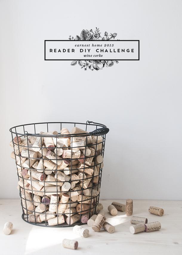 diy challenge 2015 wine corks
