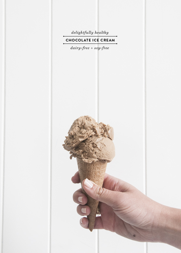 paleo chocolate ice cream