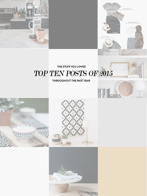 top ten layout short