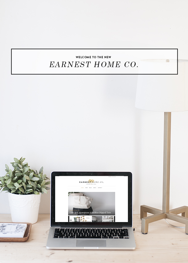 the new earnest home