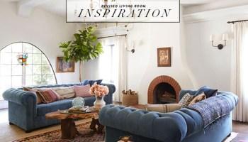 Navy Blue Sofa & Comfort Works Custom Slip Cover Review - Earnest ...