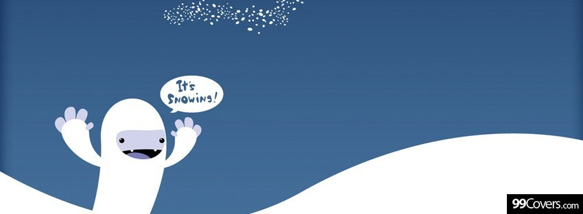 snowing facebook cover by 99covers.com