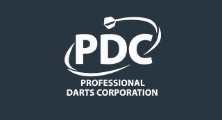 Professional Darts Corporation logo