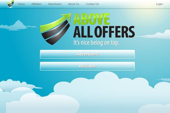 Above All Offers CPA Network