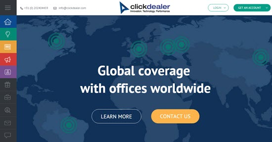 ClickDealer TOP CPA Networks