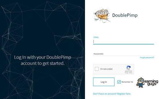 DoublePimp Adult Ad Network