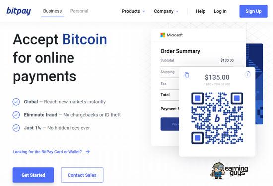 BitPay Bitcoin Payment Gateway