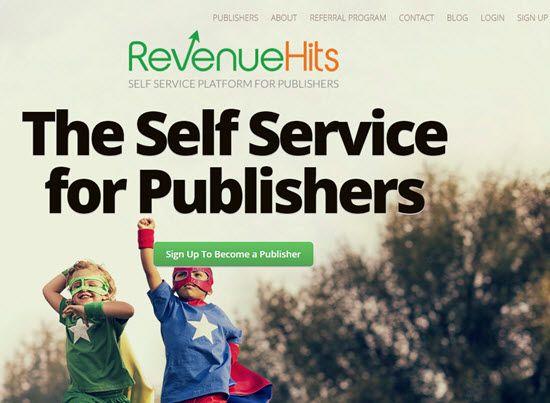 Revenue Hits Google Adsense Alternatives