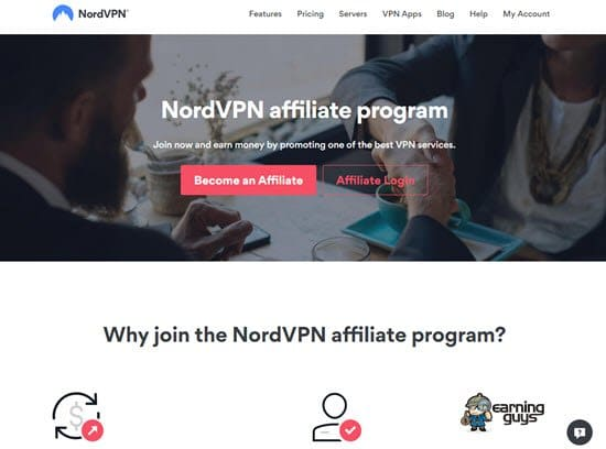 NordVPN Referral Program