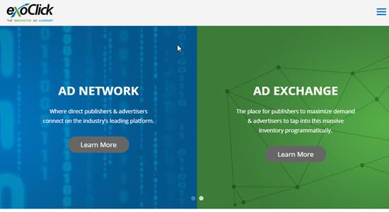 ExoClick CPM Advertising Network