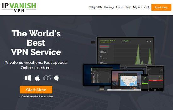 IPVanish Best VPN Service Providers