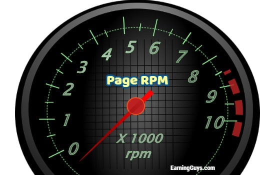 What is Page RPM in AdSense