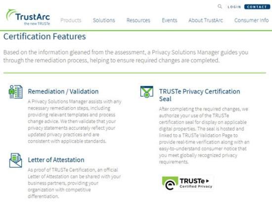 Truste Trust Badges