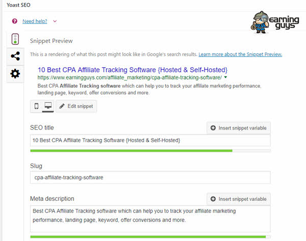 Yoast SEO WordPress SEO Plugins