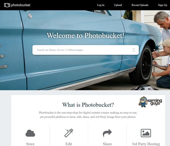 Photobucket Free Image Hosting