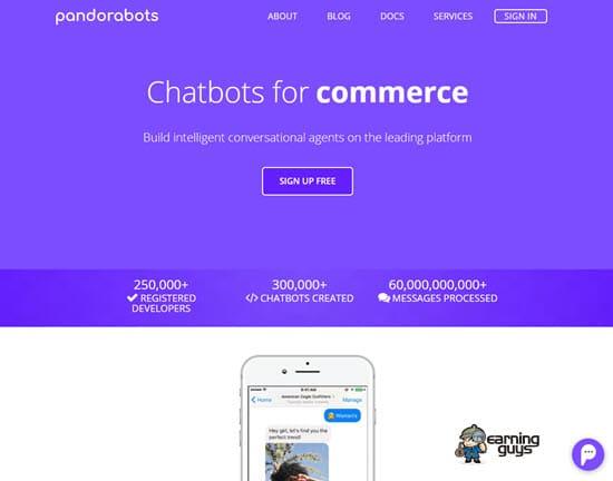 Pandorabots Chatbots