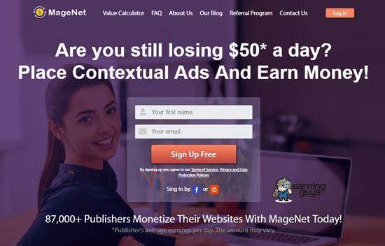 MageNet Ad Network