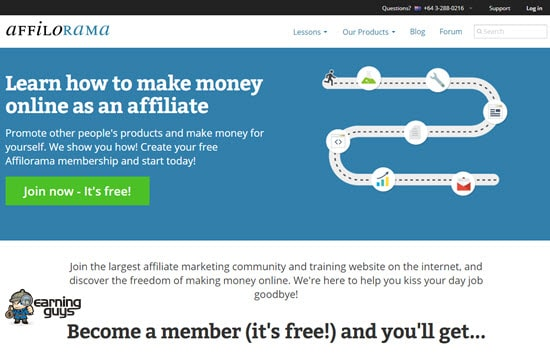 Affilorama Affiliate Marketing Courses