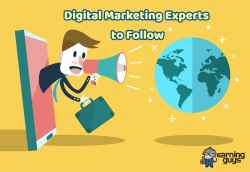 Digital Marketing Experts to Follow