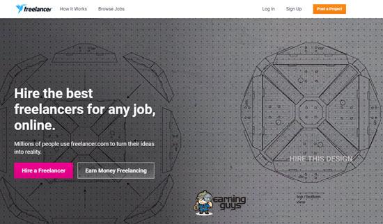 Freelancer.com Writing Jobs