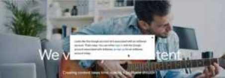 Google AdSense Sign Up
