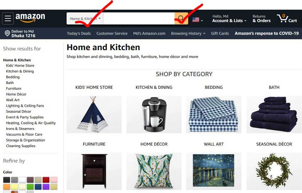 Product selection for Amazon Affiliate Marketing