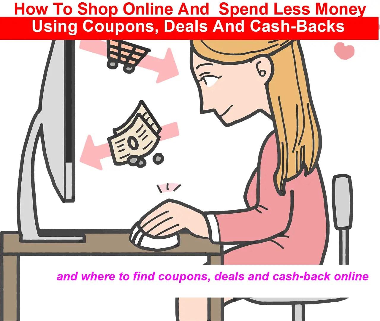 internet deals coupons cash back