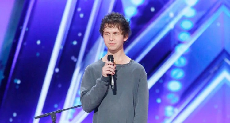 Darcy Callus On AGT 2017 Singer Wows With God Only Knows