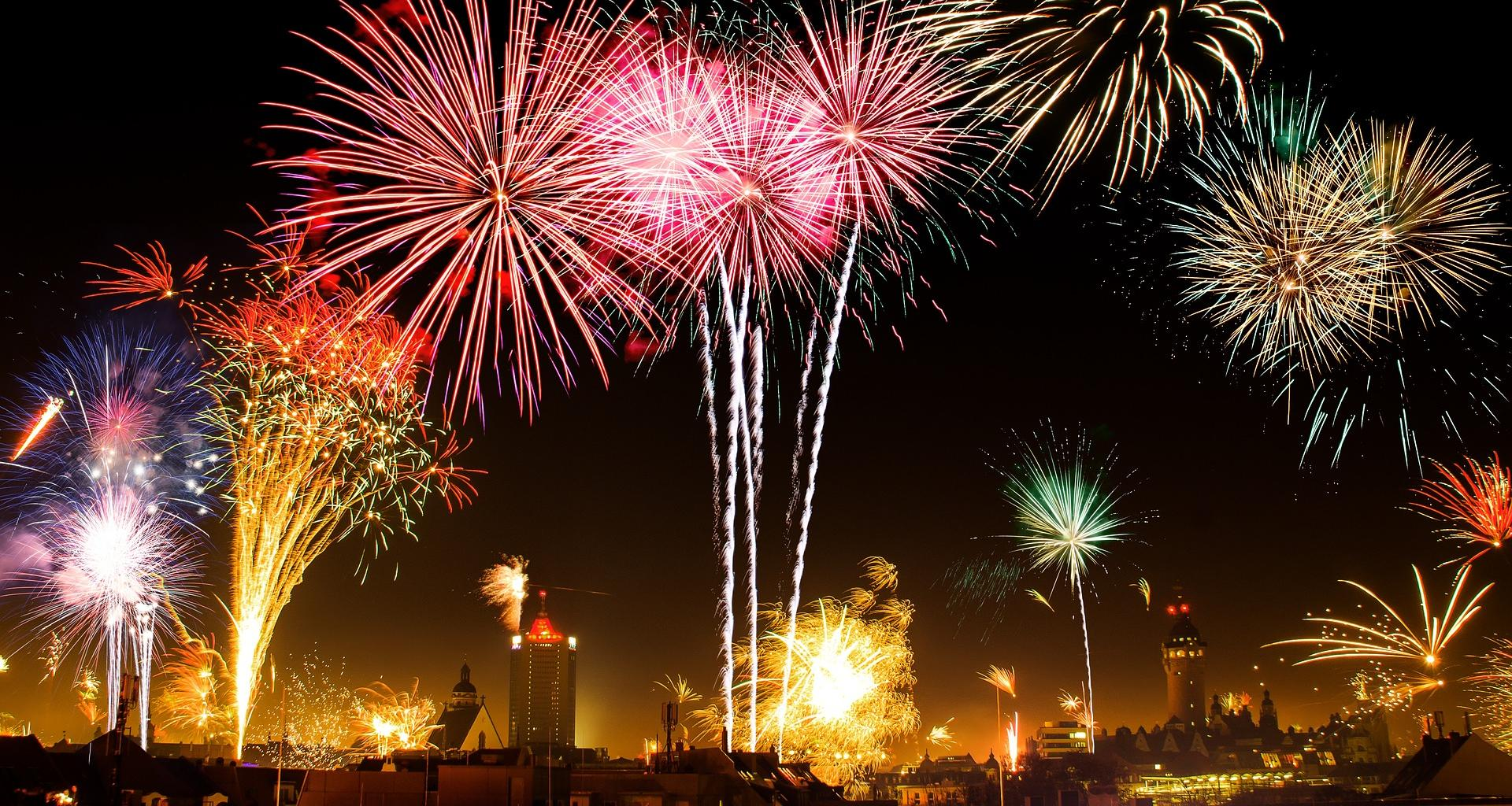 The 6 Best Places To Watch Fourth Of July Fireworks In