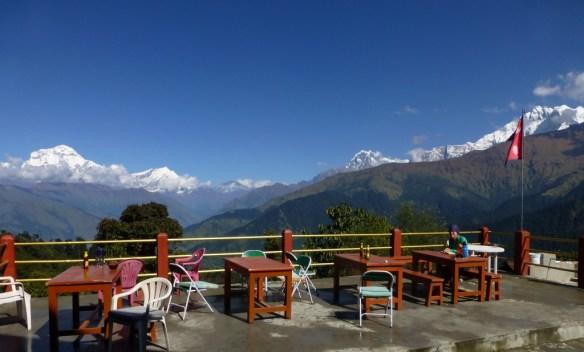 Annapurna Base Camp: ABC, easy as OMG  - Earn The Turn