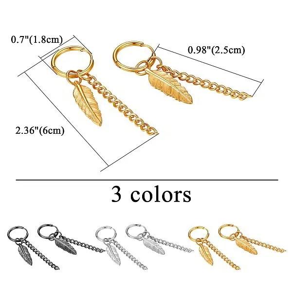 BTS Jin Earrings