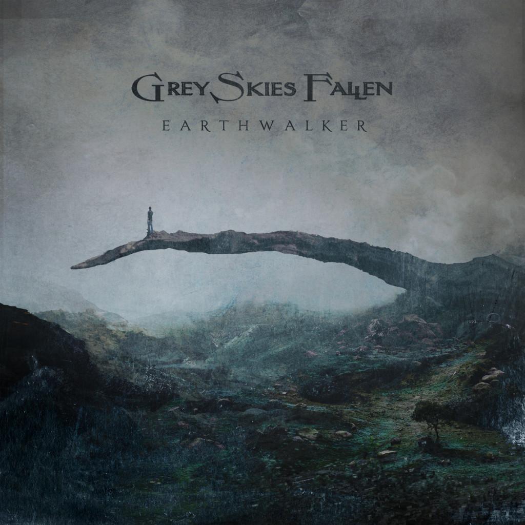 grey skies fallen earthwalker