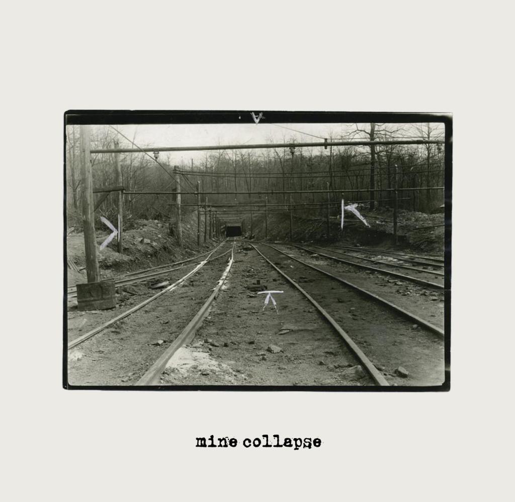 Mine Collapse EP Cover Artwork