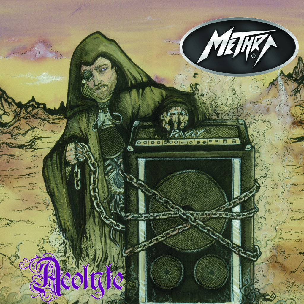 Methra - Acolyte cover