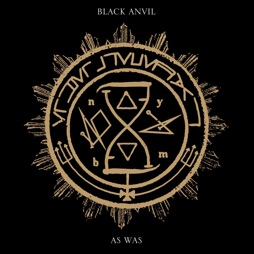 BLACK ANVIL