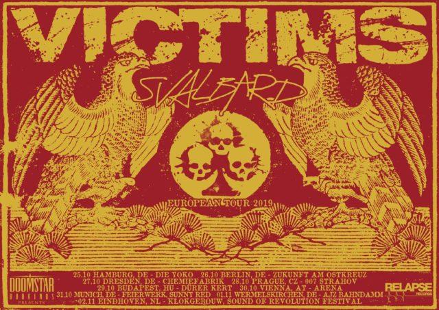 斯德哥爾摩 Hardcorepunk 樂團 victim 心曲影音 The Horse And Sparrow Theory 公布專輯發售日 3