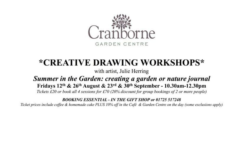 creative drawing workshop