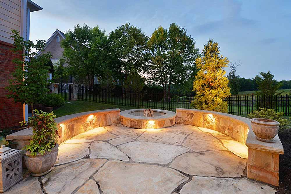 outdoor fireplaces knoxville tn