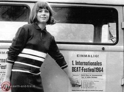 Op 19 september 1964 treedt de band op in Duitsland op het Beat-festival.