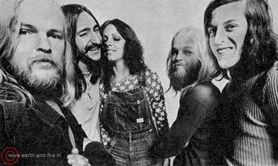 Earth and Fire 1971