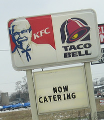 KFC Now Catering | Source: macrofarm on Flickr