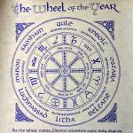 Astrology And The Pagan Wheel Of The Year With Michael Moon Paganfest 2019 Earth And Sky Connection