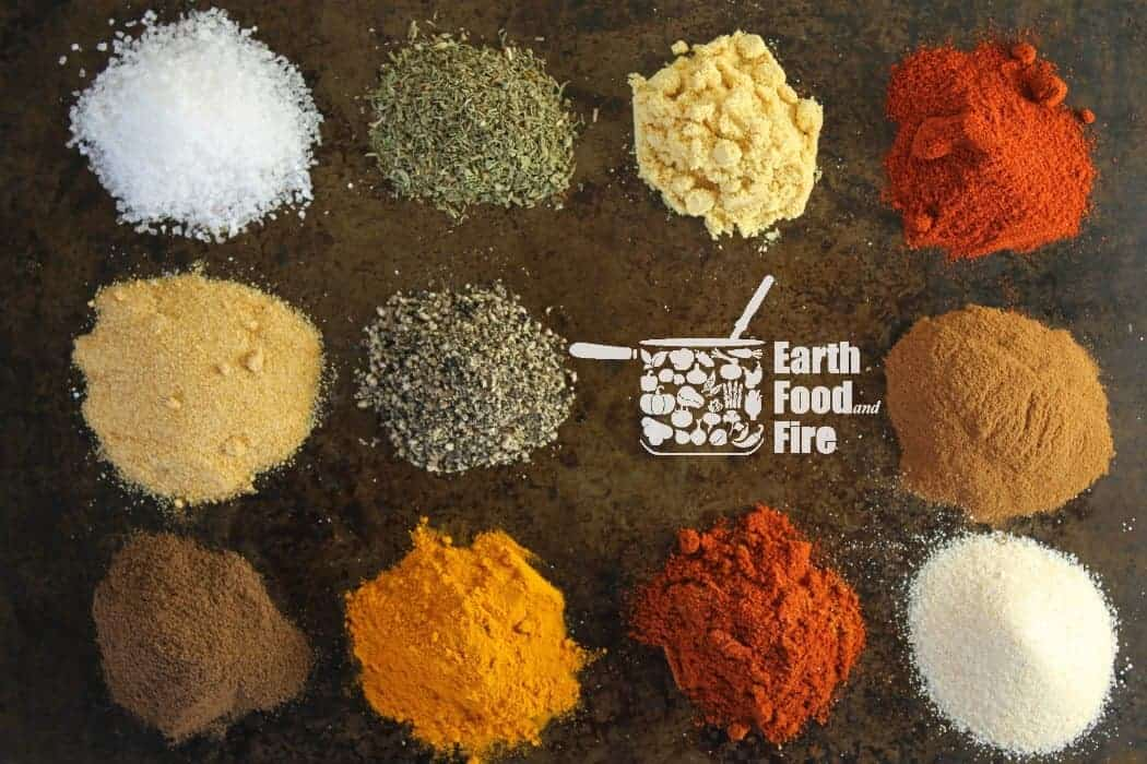 11 Must have spices for your kitchen pantry.