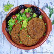 Vegan Bean Burger Recipe by Chrissy Faery